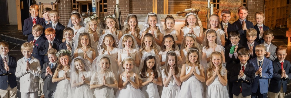 First Communion 2018